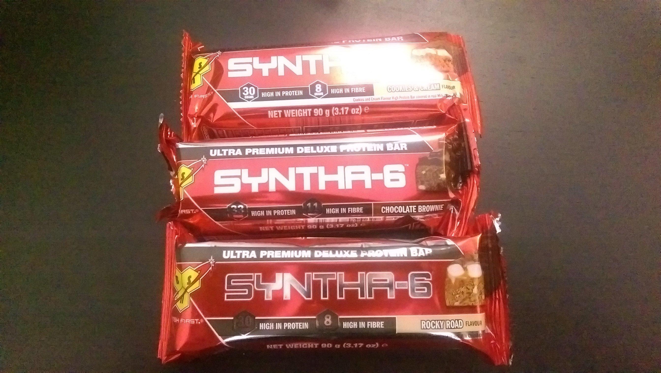 Syntha-6 Geschmacksrichtungen