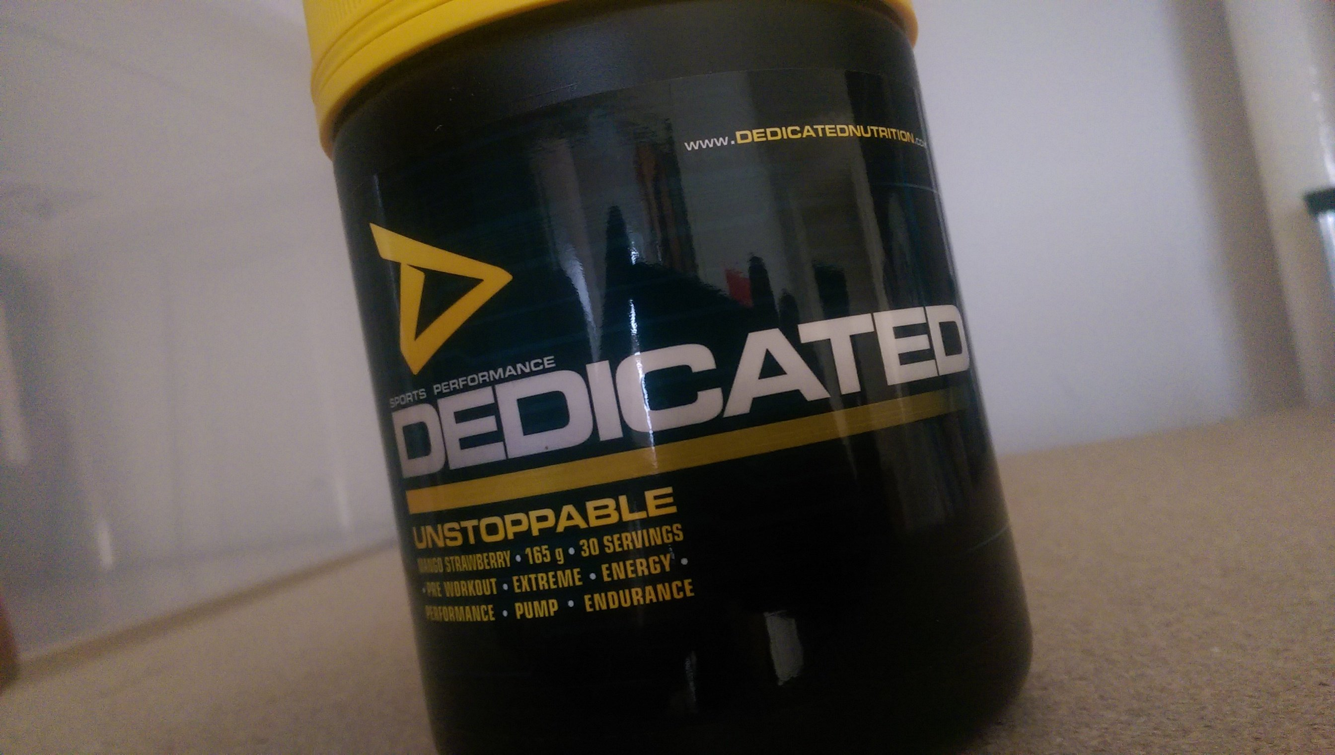 Dedicated Unstoppable noch kaufen