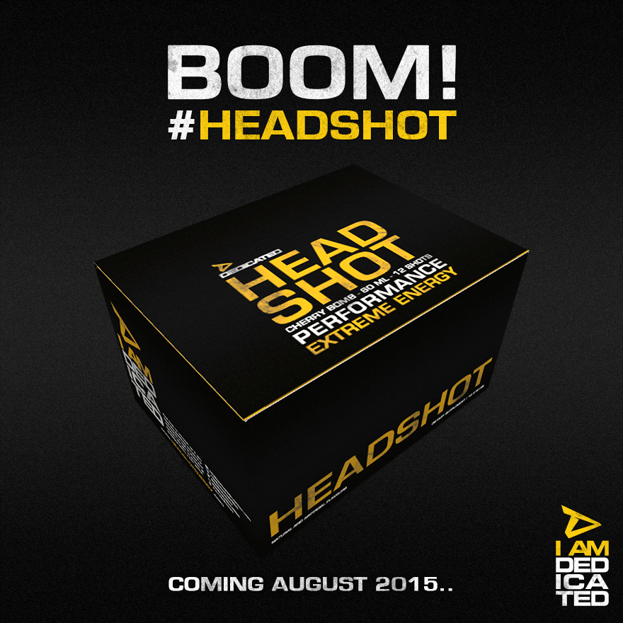 Dedicated Heatshot - Produkt kommt im August