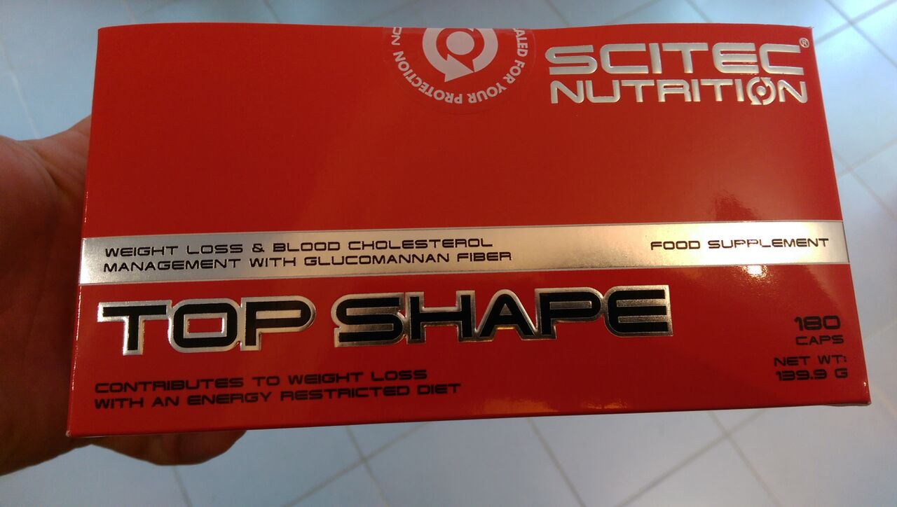 TOP Shape von Scitec Nutrition