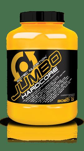 Jumbo Hardcore, neuer Weight Gainer von Scitec