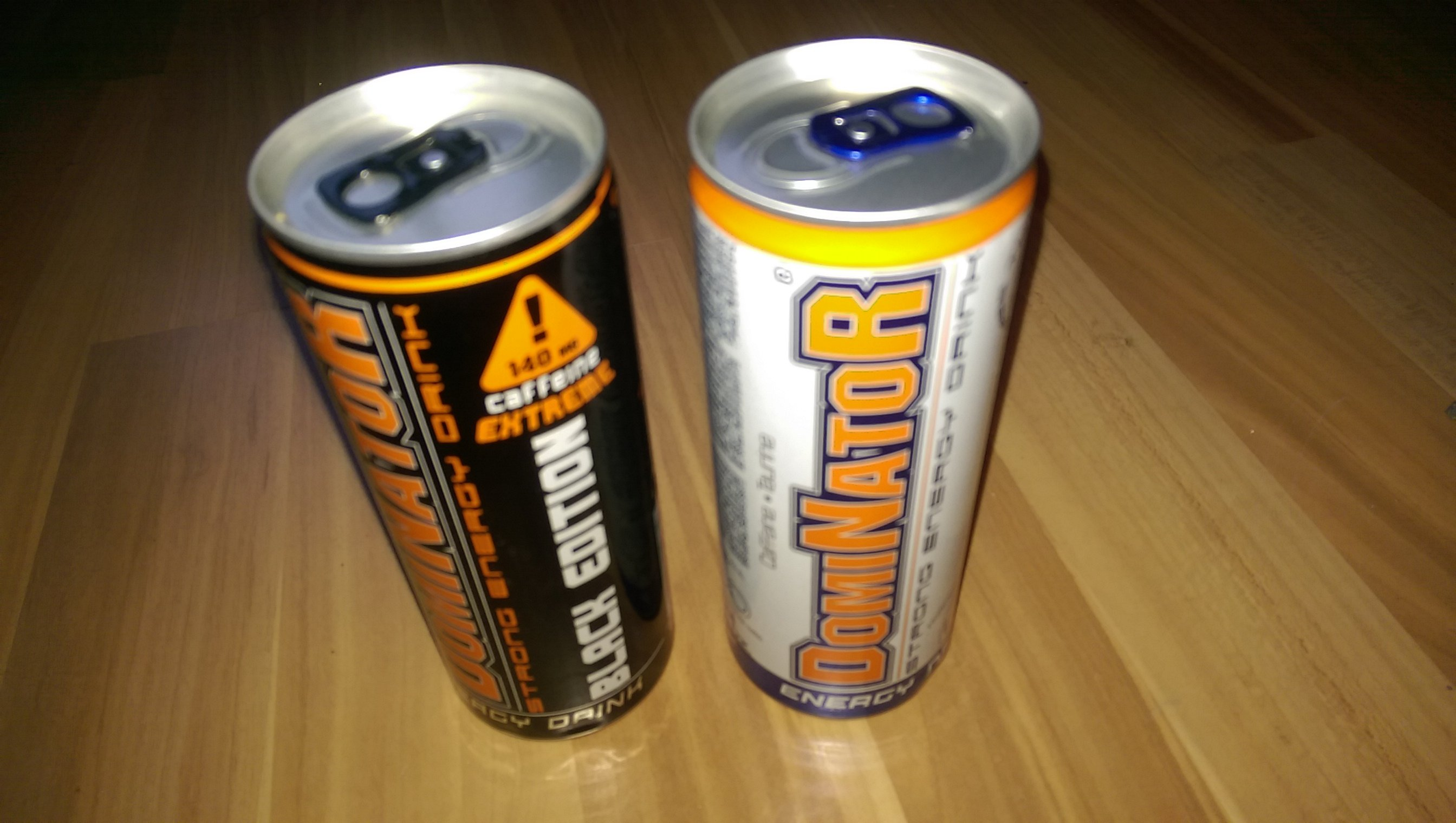 Dominator Energy Drink von Olimp Nutrition - Supplement Review