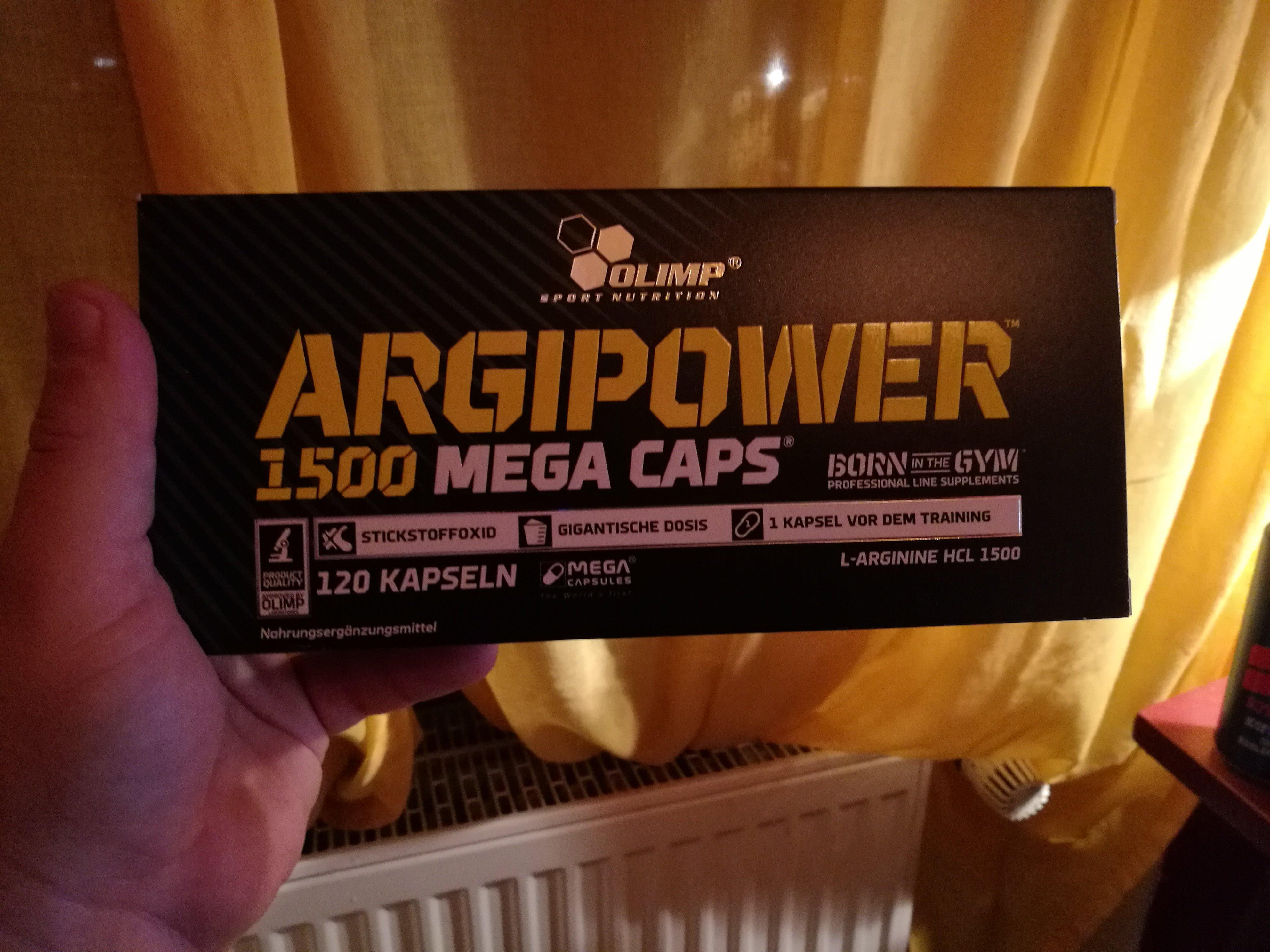 Mein Lieblings-Supplement: Arginin (Muskelaufbau / Potenz)