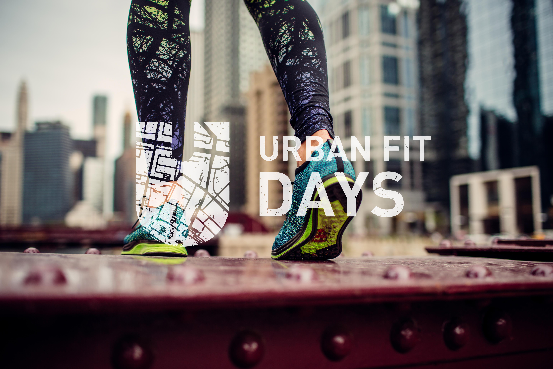 Urban Fit Days 2017 - Ticket Verkauf beginnt!