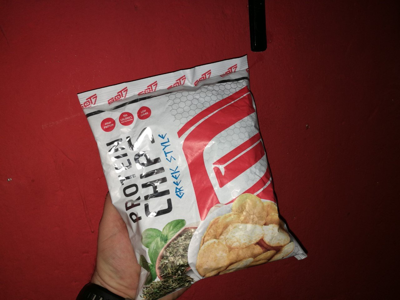 GOT7 Protein Chips - Die Review