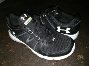 Under Armour Laufschuhe Thrill2