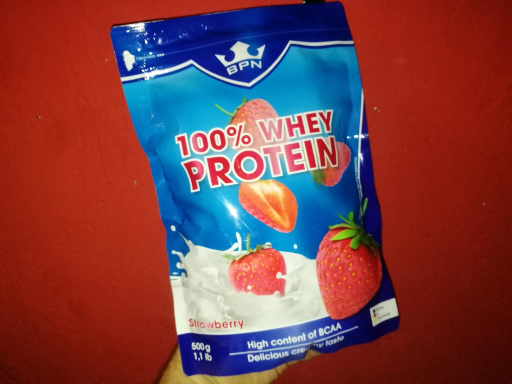 Body Performance Nutrition 100% Whey Protein