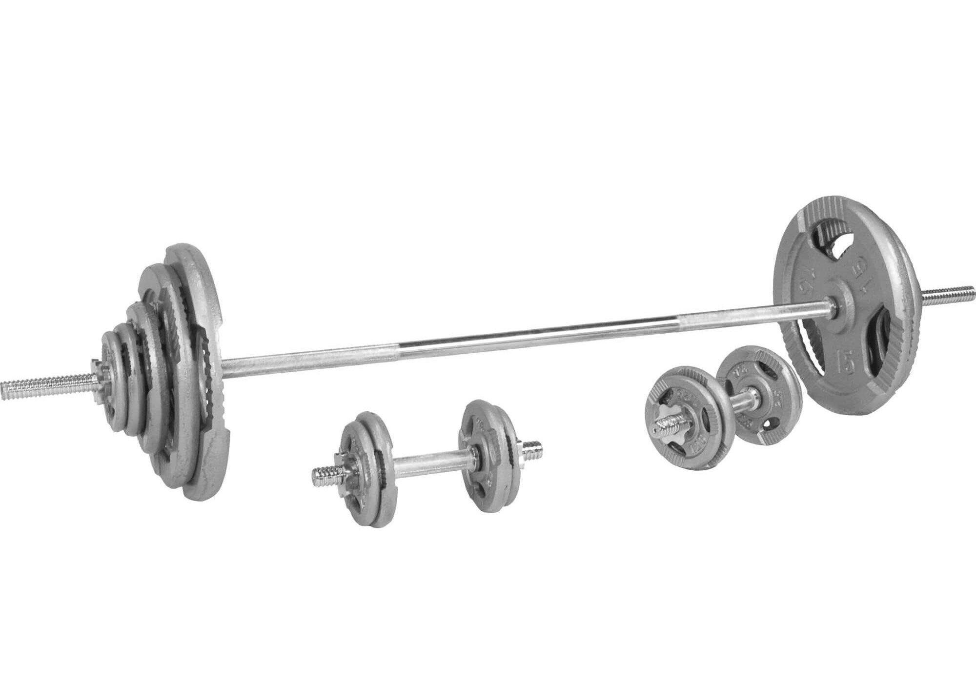 Kraftsport und Bodybuilding Equipment für Zuhause