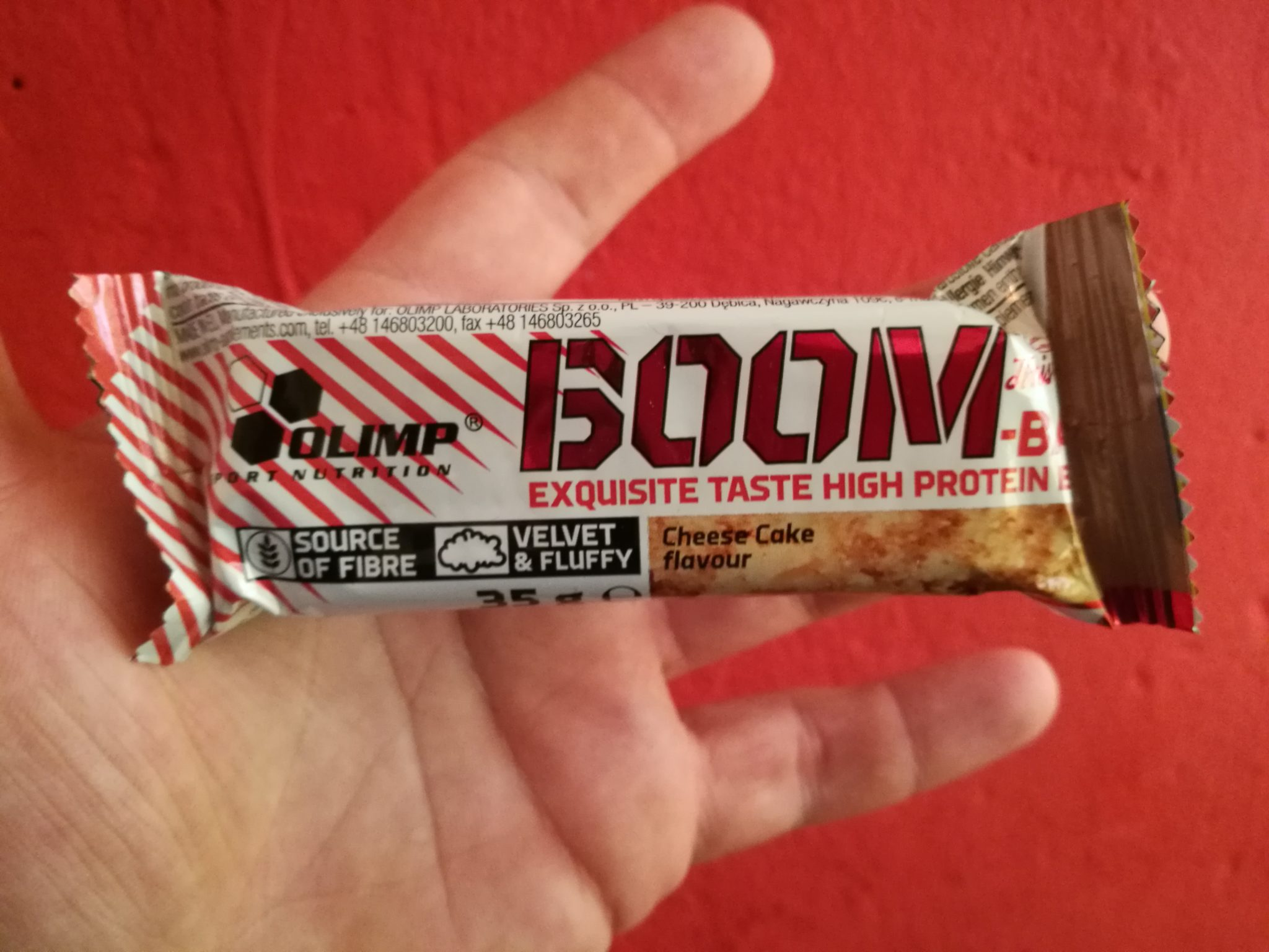 Olimp Boom-Bar - Review/Bewertung