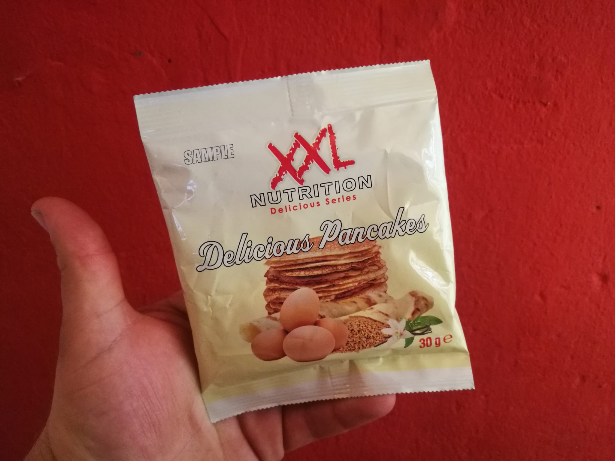 Delicious Pancakes von XXL Nutrition - Bewertung/Review