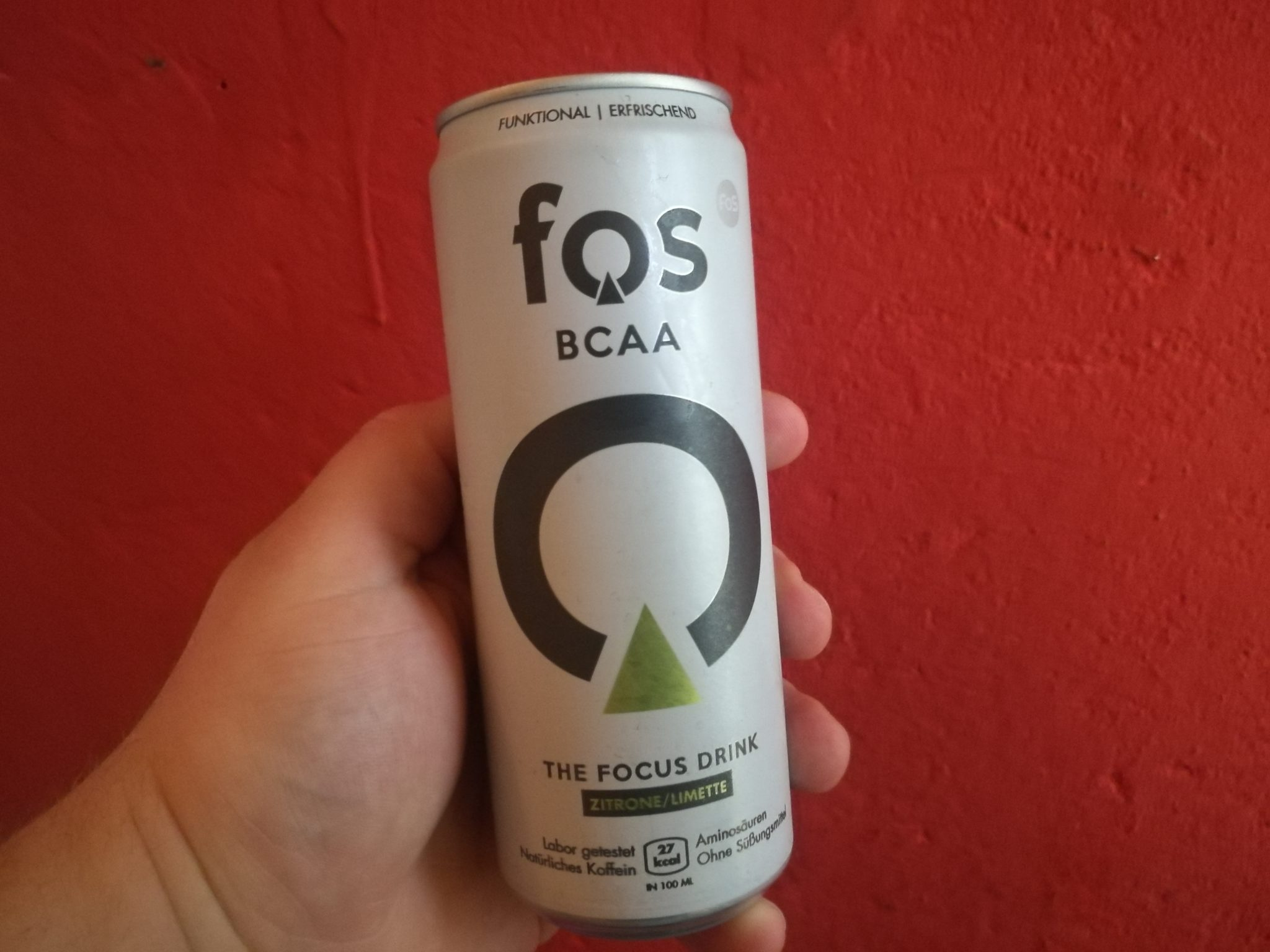 fos BCAA Drink