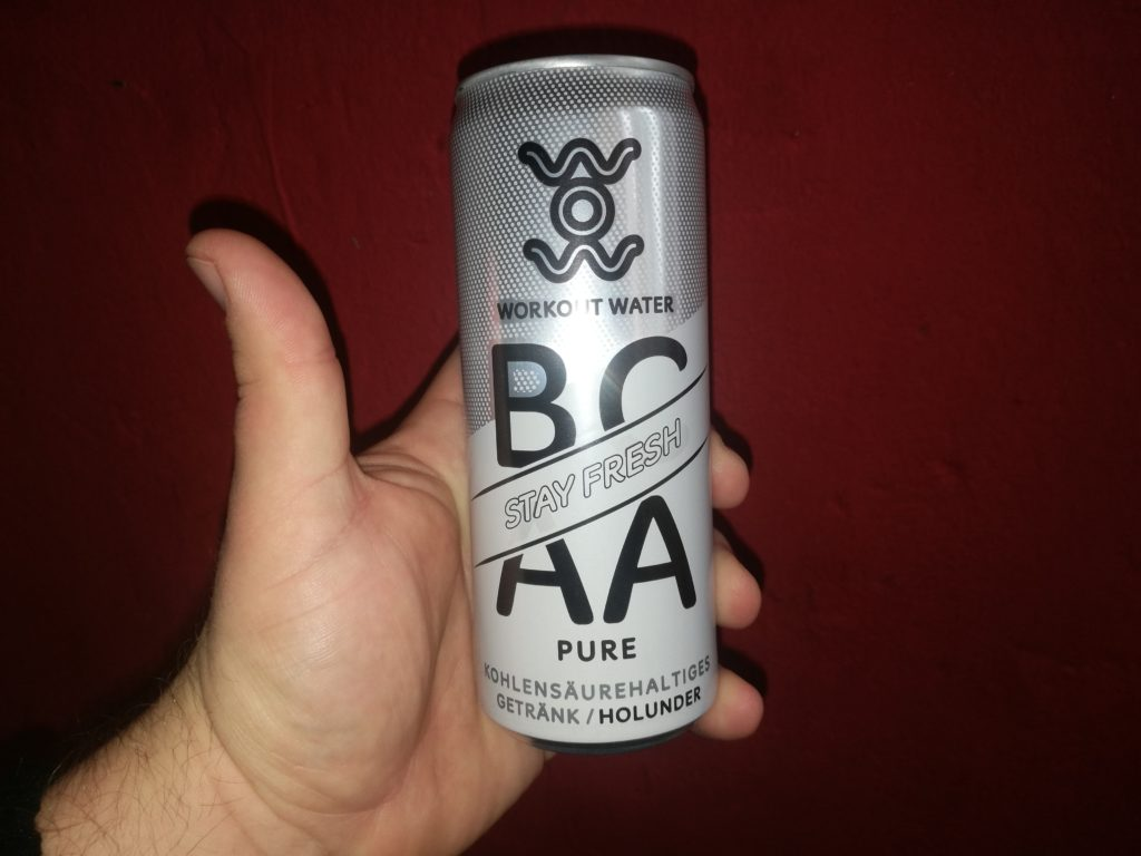 Workout Water BCAA Drink