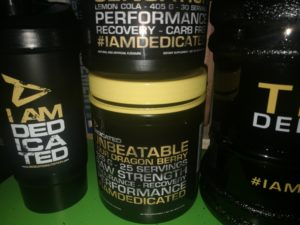 Dedicated Nutrition Produkte