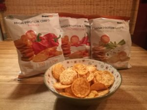 Supplify High Protein Chips Paprika