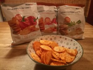 Supplify High Protein Chips Thai Sweet Chili