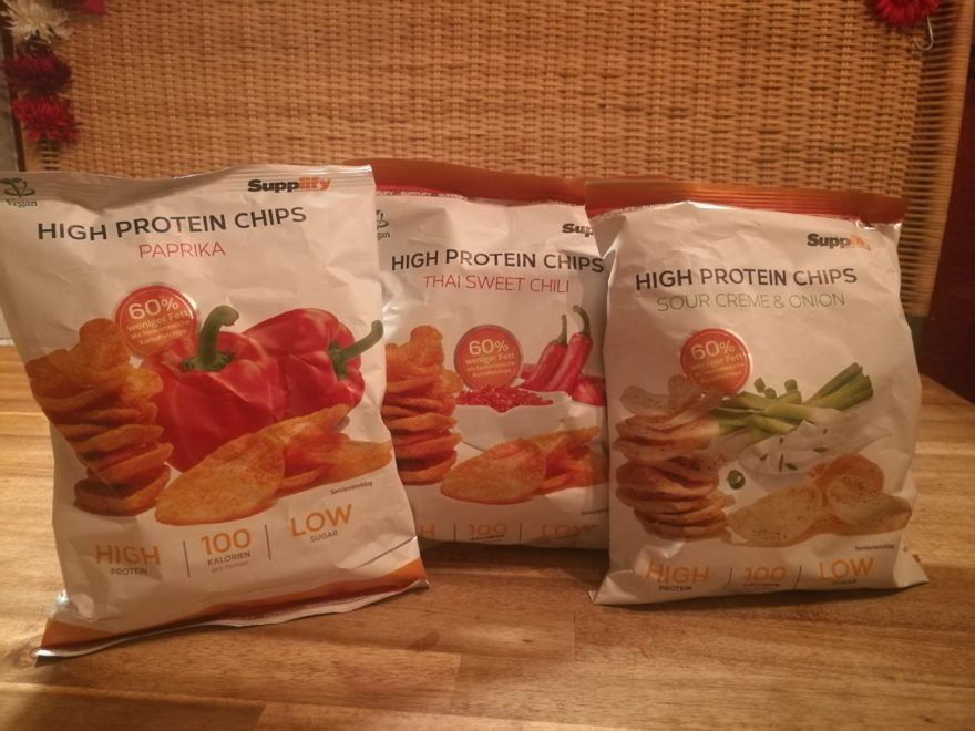 Supplify High Protein Chips
