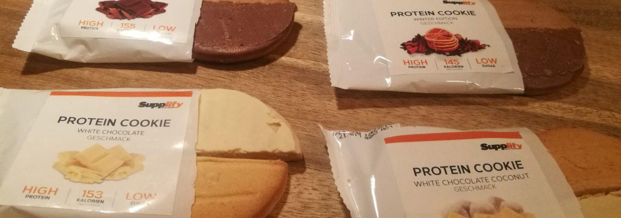 Supplify Protein Cookie 2.0