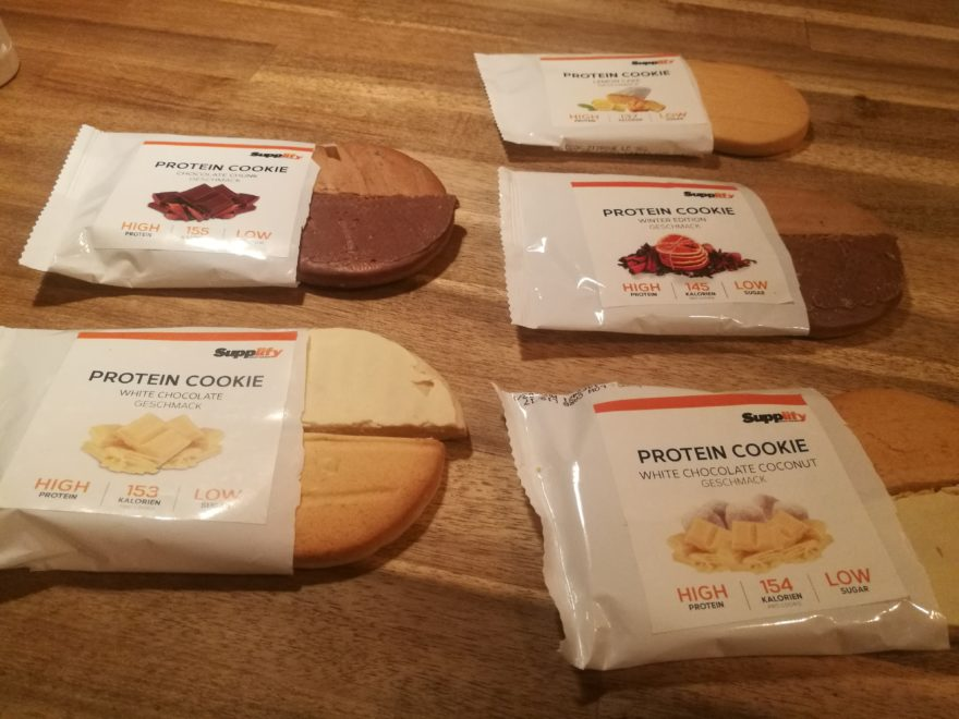 Supplify Protein Cookie 2.0