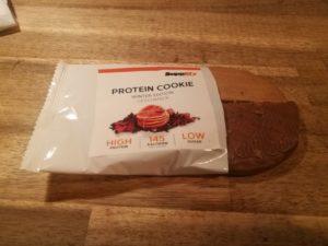 Supplify Protein Cookie Winter Edition