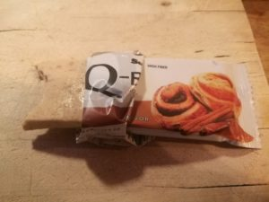 Supplify Q-Bar Cinnamon Roll
