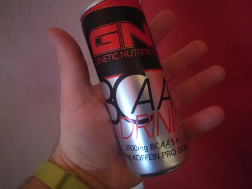 BCAA 8:1:1 Drink - GN Laboratories