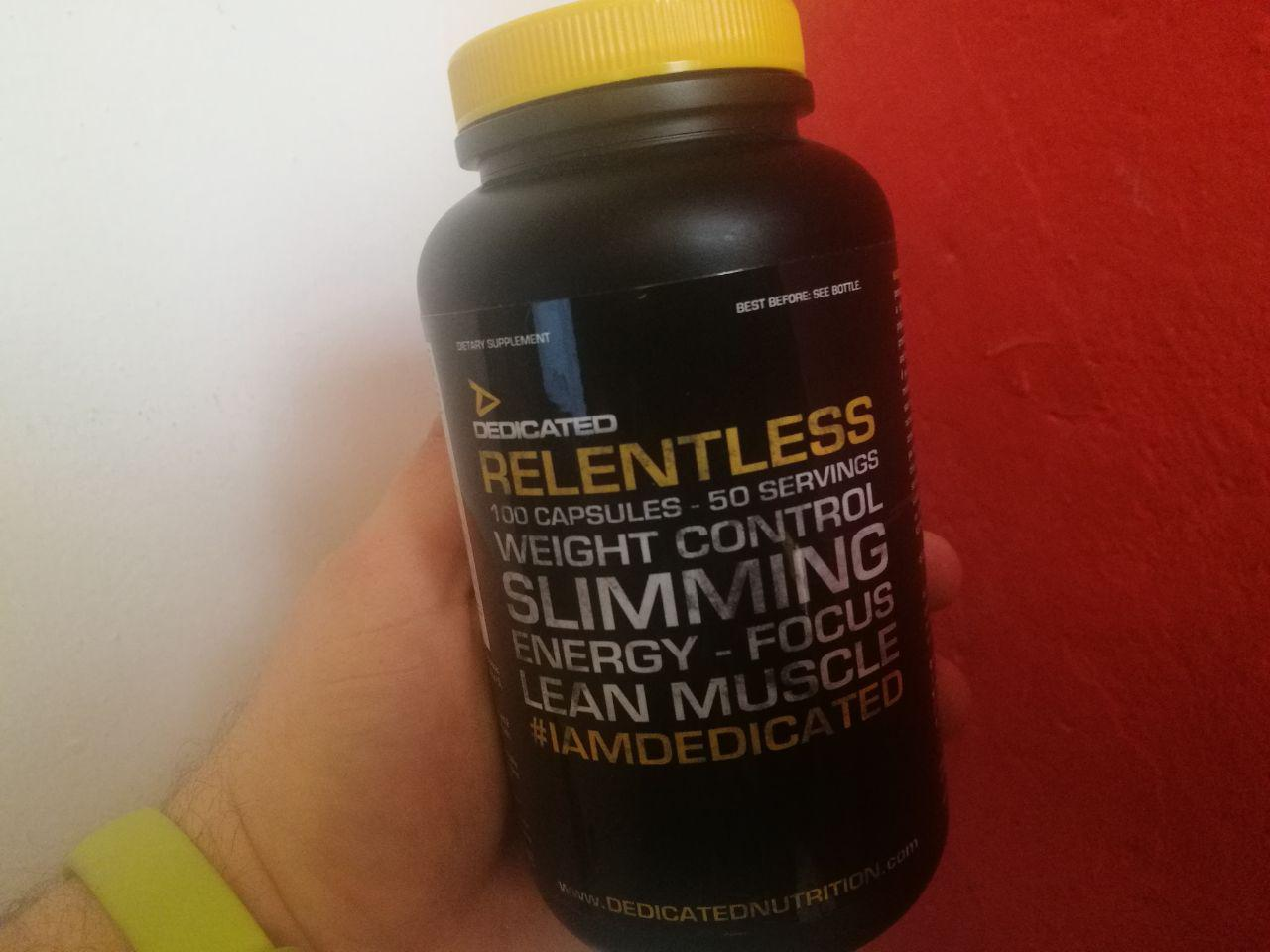 Dedicated Nutrition Relentless - Produktvorstellung