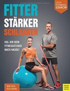 Buch Cover Fitter - Stärker - Schlanker