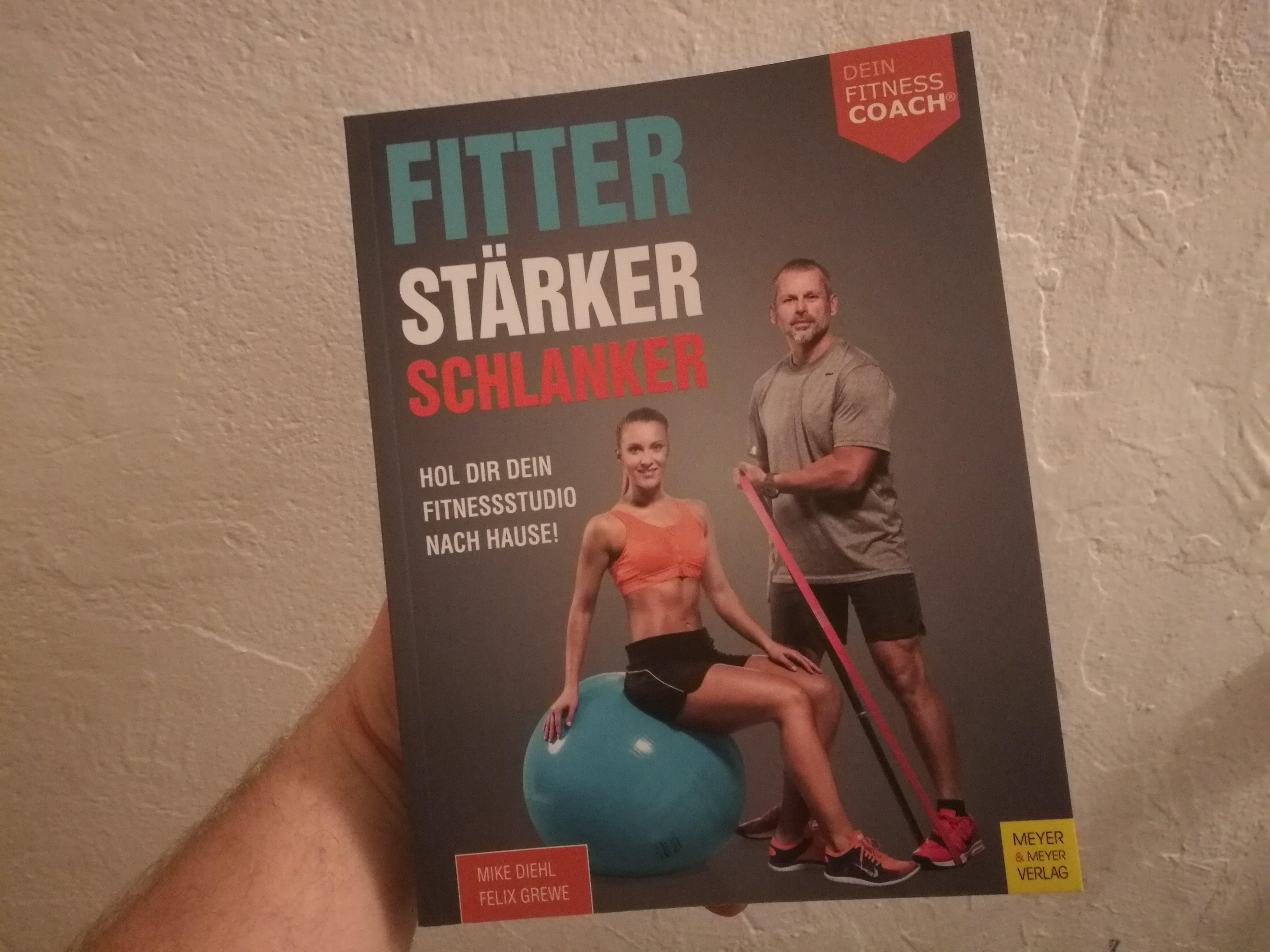 Fitter - Stärker - Schlanker, die Buchrezension