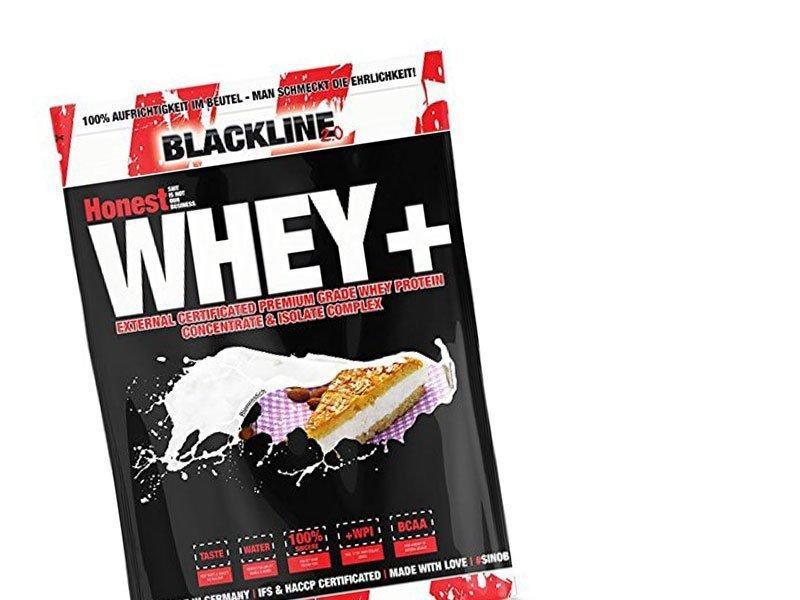 Blackline 2.0 Honest Whey+ Bienenstich