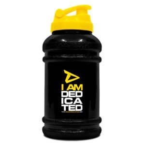 Dedicated Nutrition 2.2L Water Jug