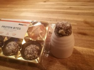 Supplify Protein Bites Smooth Chocolate