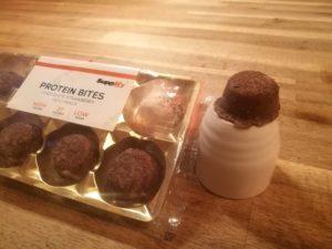 Supplify Protein Bites Erdbeer-Schokolade