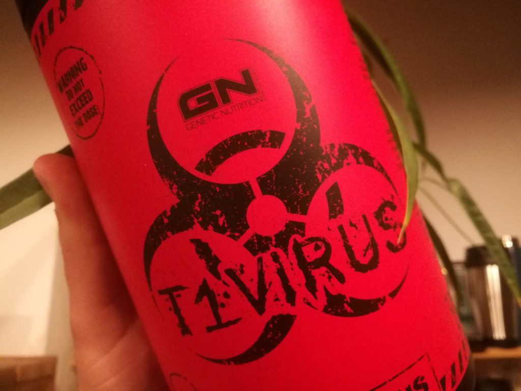 GN T1 Virus Pre-Workout