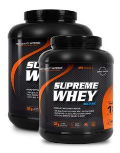 SRS Muscle Performance Whey