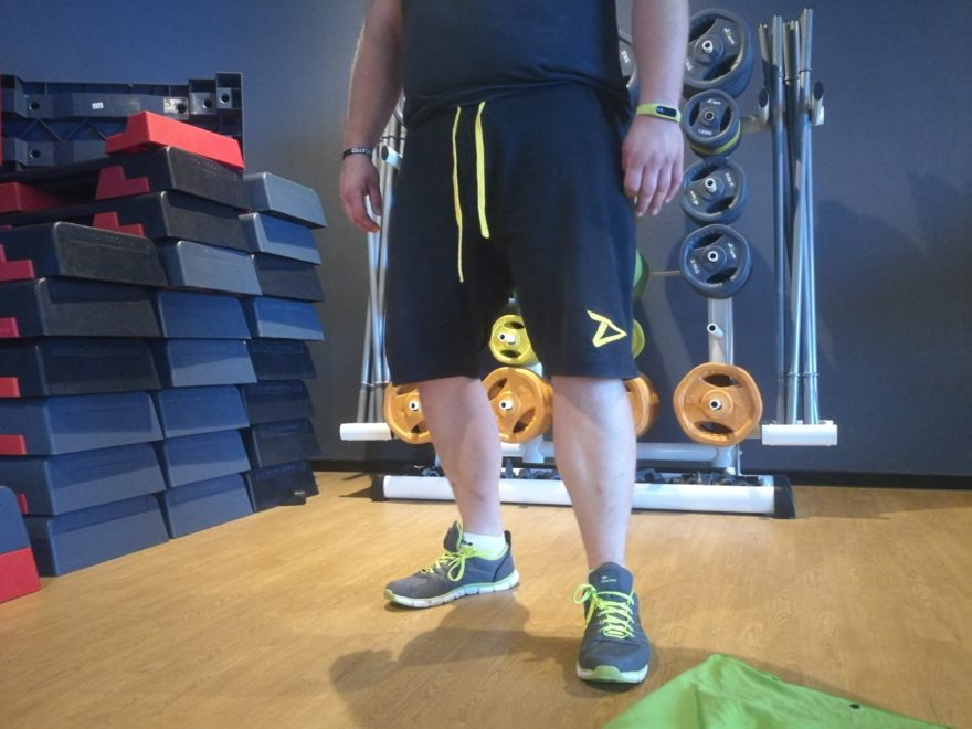 Dedicated Nutrition Long Shorts