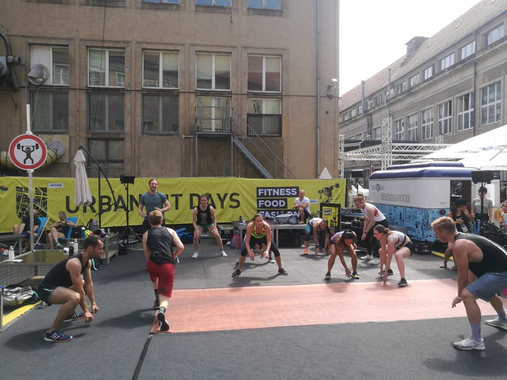 Urban Fit Days 2018