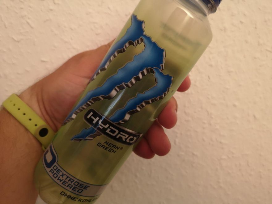 Monster Hydro Mean Green Produktreview