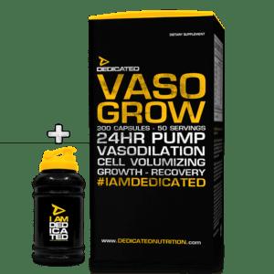 Vaso Grow mit Gratis Artikel