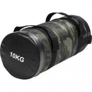 Fitness-Sandsack in Camouflage