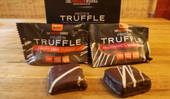 Protein Truffles von The Protein Works