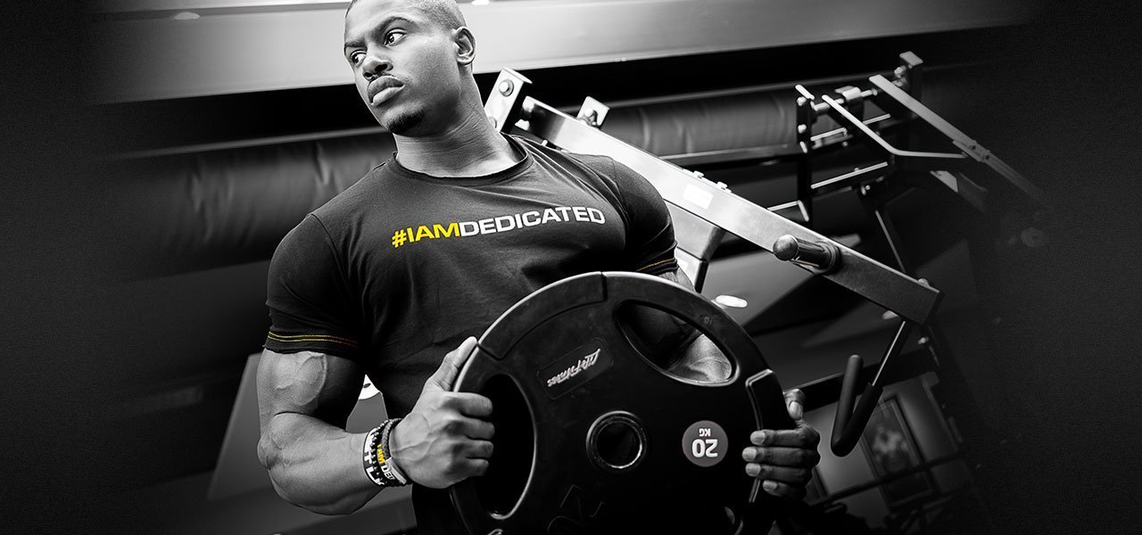 Dedicated Nutrition Gratis T-Shirts
