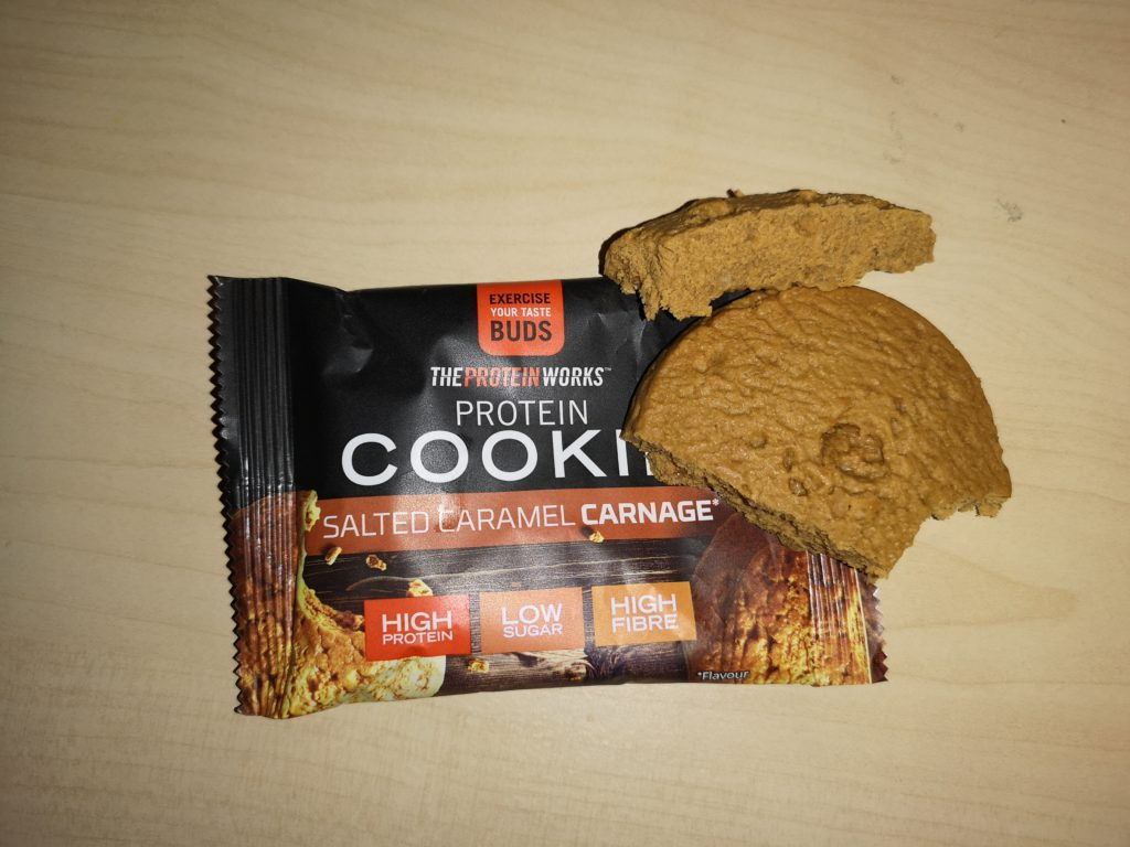 The Protein Works Protein Cookie