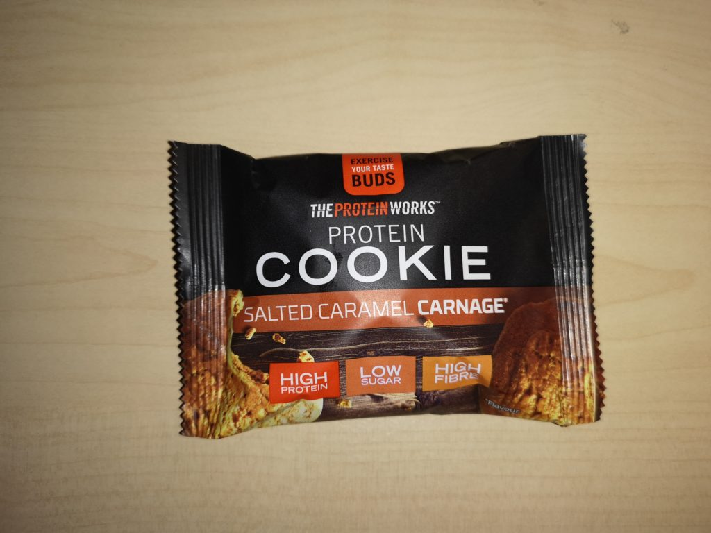 Protein Cookie von The Protein Works