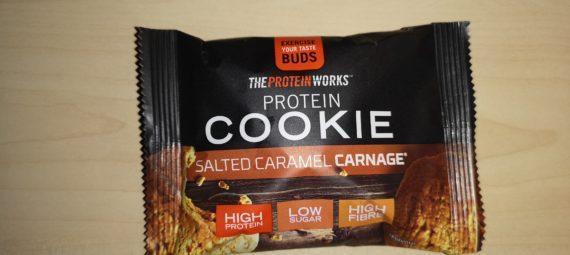 Protein Cookie von The Protein Works