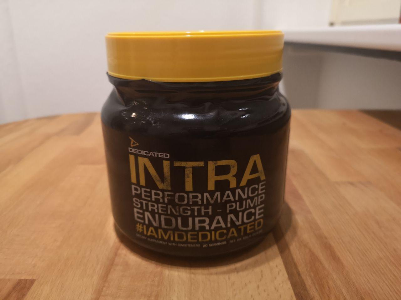 Intra von Dedicated Nutrition