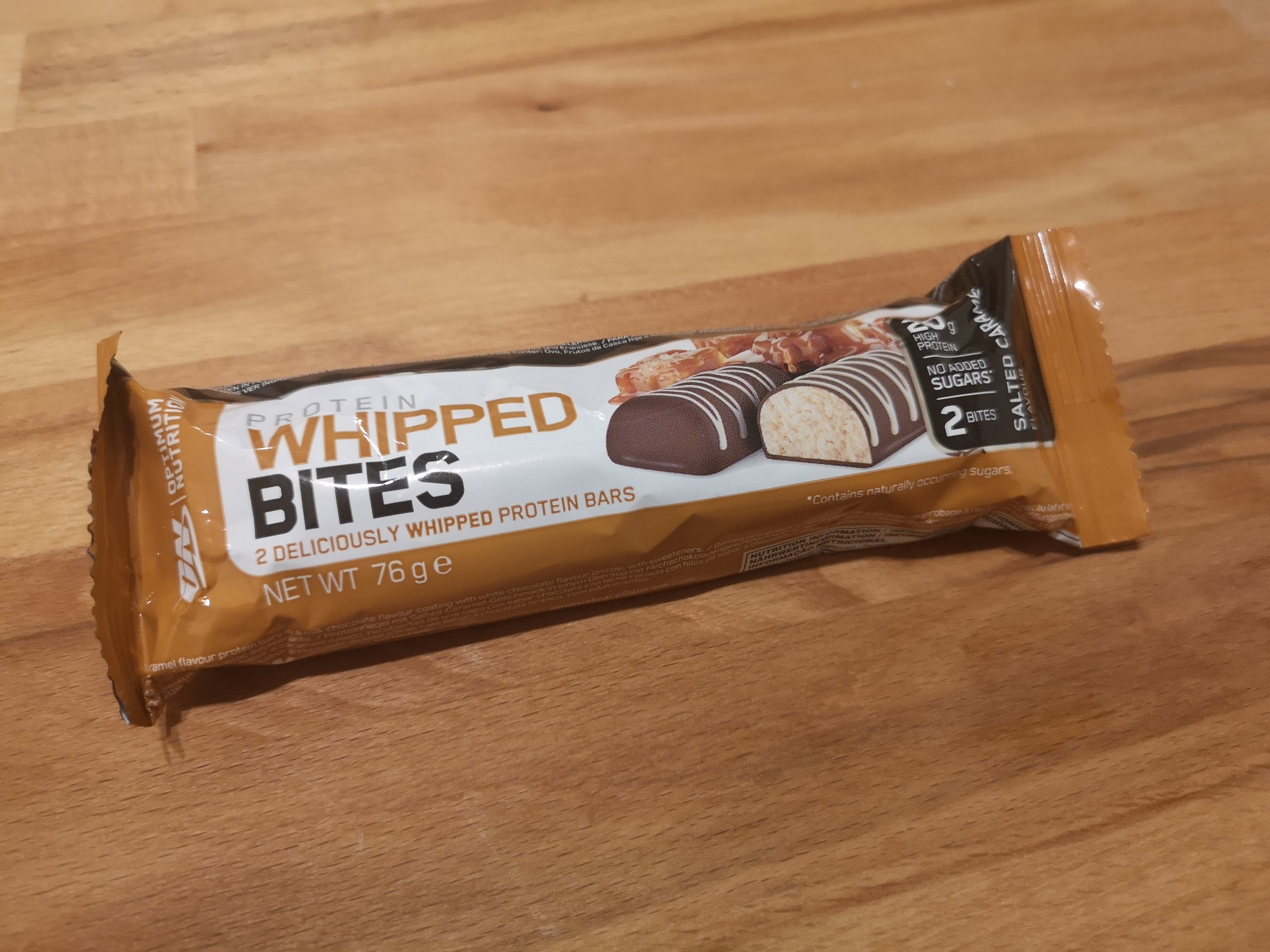 Optimum Nutrition Whipped Protein Bites