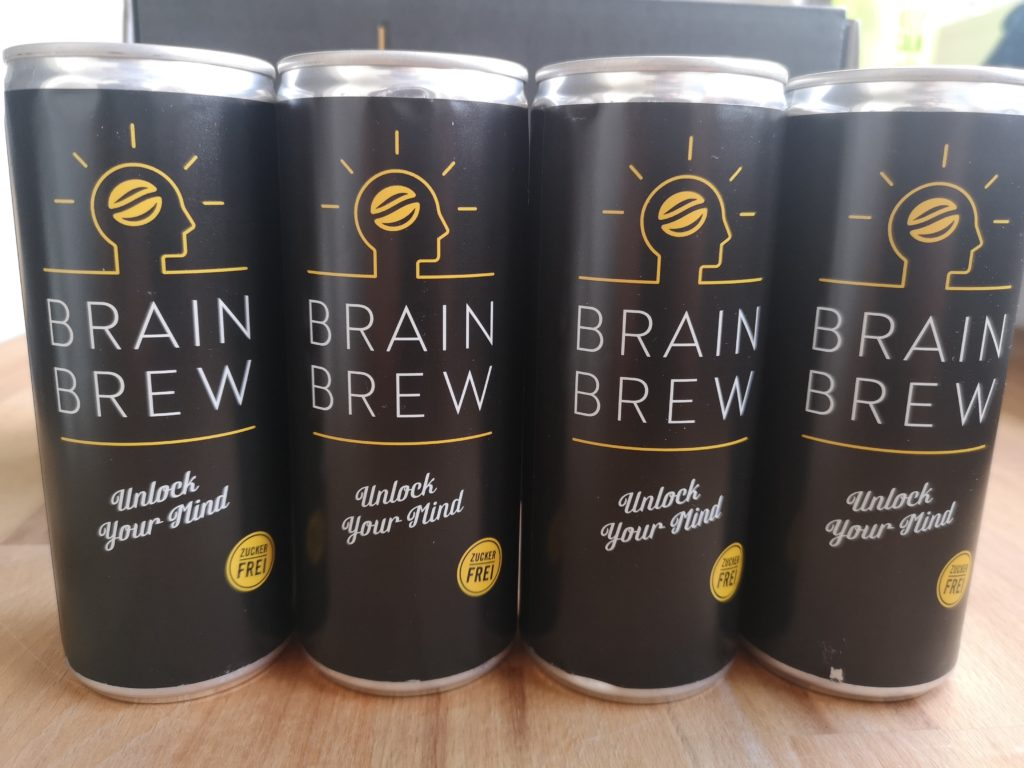 Brainbrew in der 250ml Dose