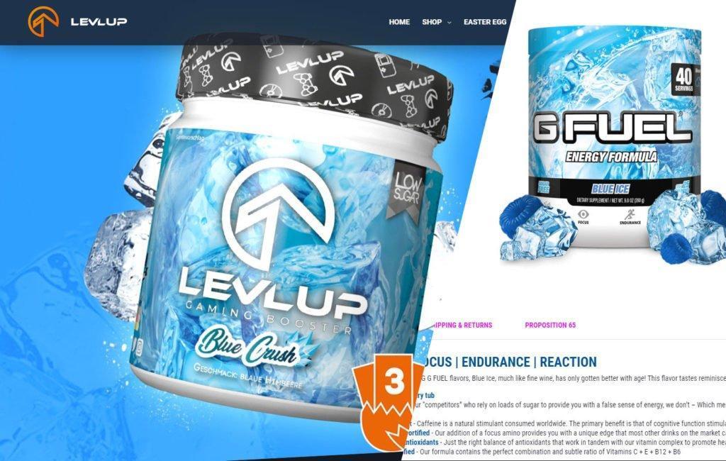 Levl-Up und GFuel im Vergleich