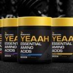 Ab sofort erhältlich: YEAAH von Dedicated Nutrition (Eaa)
