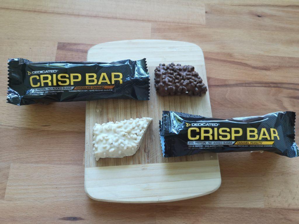 Dedicated Nutrition Crisp Bar